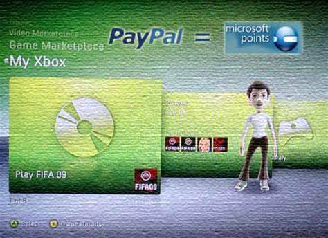 Buy Microsoft Gift Card With Paypal - paypal can now be used to acquire microsoft points for us xbox live gameguru
