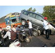 Crazy Car Accident In Punjab  What Actually Happened Here