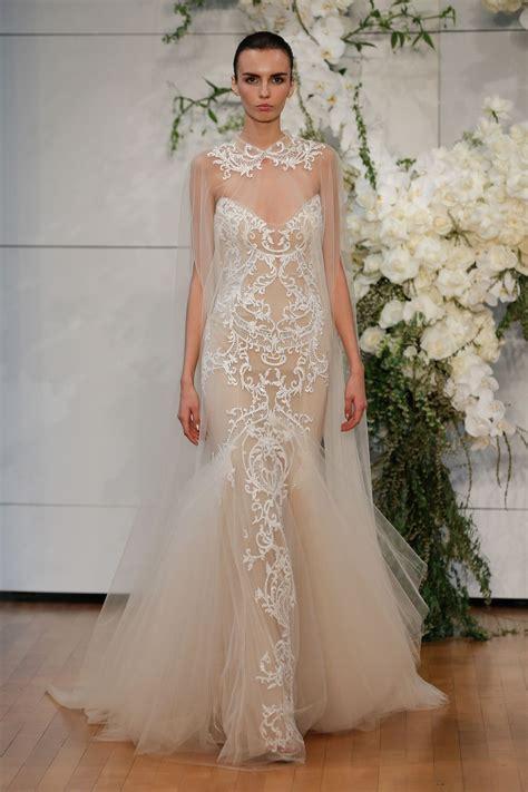 bridal fashion week 24 best wedding dresses from new york bridal fashion week