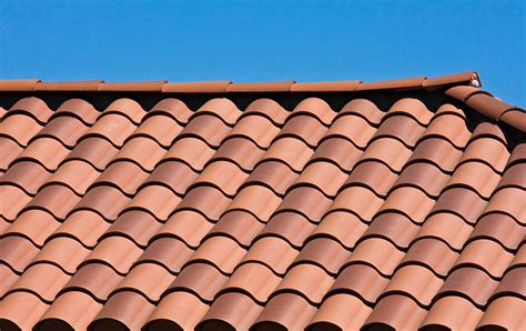 S Tile Roof Clay S Tile