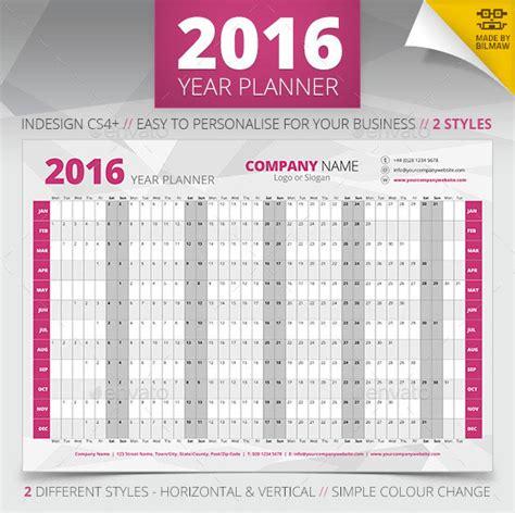 printable yearly calendar 2016 a3 20 best calendar template designs 2016 print idesignow