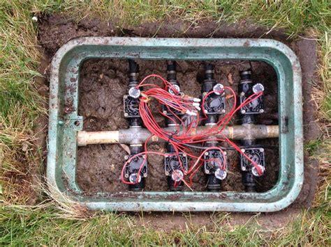 manifold  valve box    solenoid valves