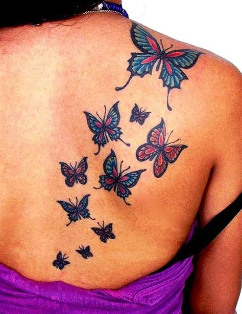 shoulder piece tattoo butterfly back tattoos butterfly back tattoos back