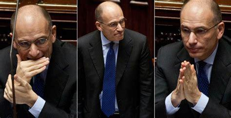 enrico letta data di nascita enrico letta ottiene la nuova fiducia parlamento