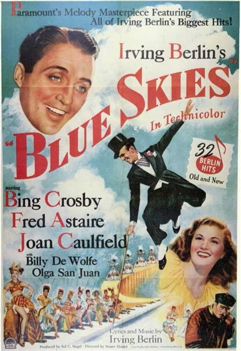 Film Blue Skies | blue skies movie posters from movie poster shop