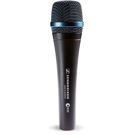 Microhone Mic Kabel Sennheiser E 945 935 sennheiser e 935 cardioid dynamic vocal microphone musician s friend