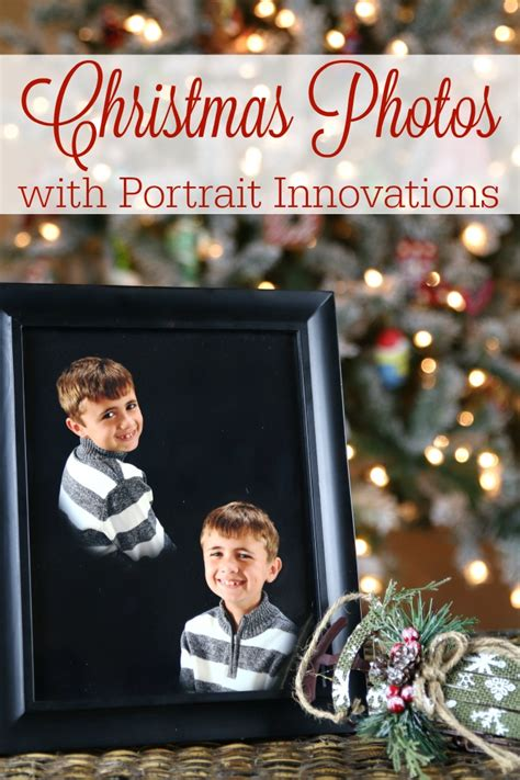 christmas photos with portrait innovations life family joy
