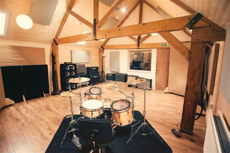 Live Room Recording by Brighton Road Recording Studios