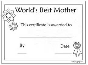 mothers day template s day coloring page