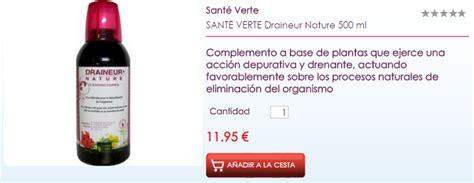 Sante Detox Agua by Especial Terapias Detox De Farmaconfianza
