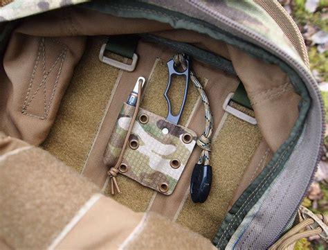 Edc Survival Tool cyclop survival sheath prototype from edc survival tools