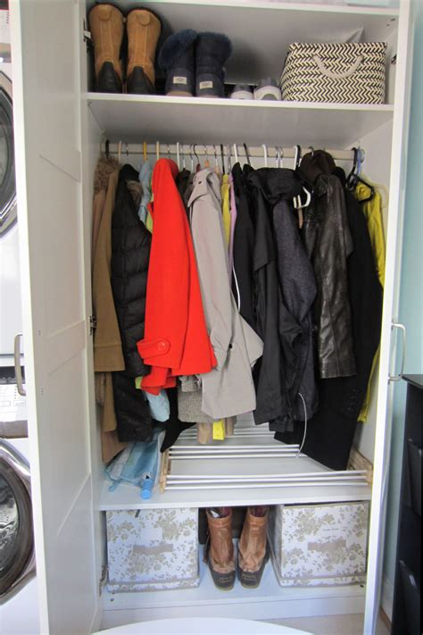 coat closet 5 tips for creating a multi purpose room little house