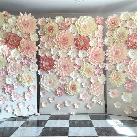 gorgeous backdrop  wedding decor flower wall