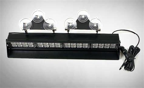 Led Dash Light Bar Sell New Dashboard Windshield Mount Led Strobe Light Bar Lightbar Ems Tow Truck Motorcycle In
