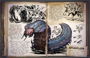 Dino dossier arthropluera ark survival evolved