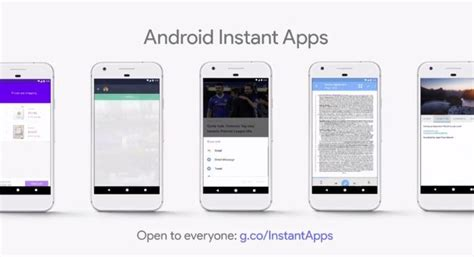android all apps opens android instant apps to all developers
