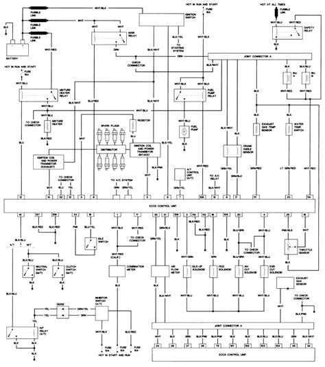 1989 nissan d21 wiring diagram wiring diagram manual