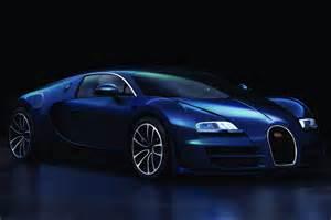 Bugatti Veyron Supercar Bugatti Gt Bugatti Veyron Sport En Bleu