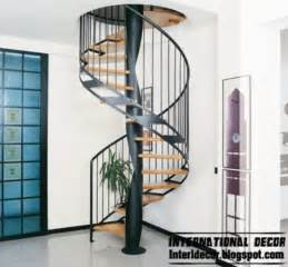 Spiral Staircase Design Spiral Staircase Interior Stairs Designs