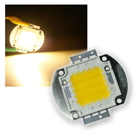Chip Led Epistar 50w White 1 led chip 30w epistar warm white 2400lm