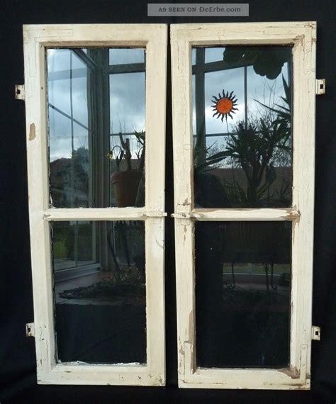 eingangstür mit fenster alte fenster holzfenster oberlichten mit sprossen 2 st 252 ck