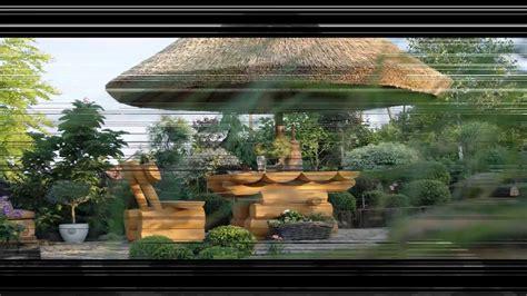 Strohdach Selber Bauen by Pavillon Gartenpavillon Gartenlaube Holzpavillon