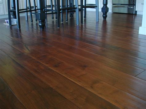 Plantation Flooring by Rustic Walnut Heavy Distress