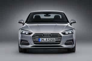 all new audi cars new audi a5 and s5 revealed more space tech and power by