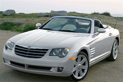 chrysler crossfire price 2007 chrysler crossfire reviews specs and prices cars