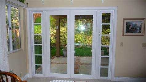 Patio Door With Side Windows Designs Patio Doors With Sidelights That Open Icamblog