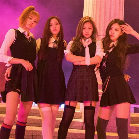 black pink girl band black pink 블랙핑크 2016 south korean girl group