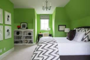 Green Painted Rooms lime green paint colors contemporary girl s room