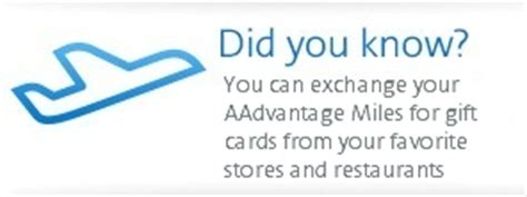 Exchange Aa Miles For Gift Cards - gift cards home page american airlines