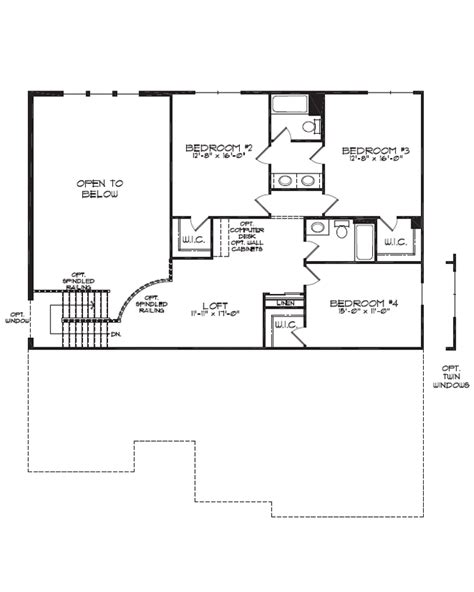 jack and jill bathroom floor plan floorplan