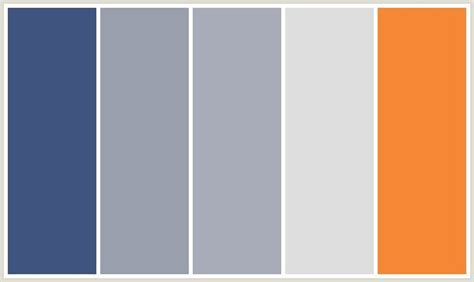 blue and grey color scheme gray blue color palette