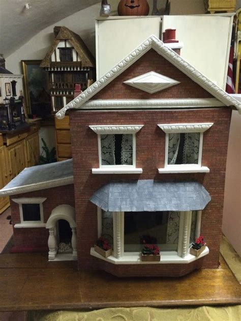 nice doll houses vintage 1920 s doll house sympathetically restored cute