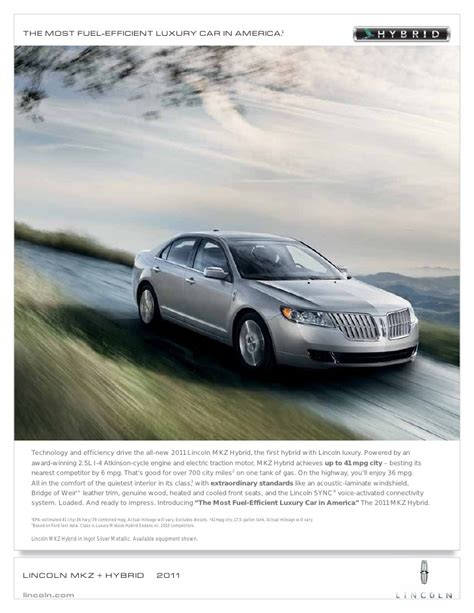 east west lincoln mercury 2011 cole story lincoln mkz hybrid lincoln kalamazoo mi