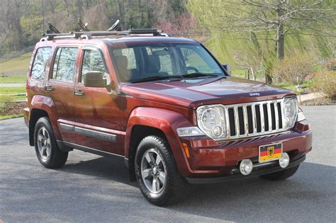 used jeep liberty 2008 2008 jeep liberty pictures cargurus