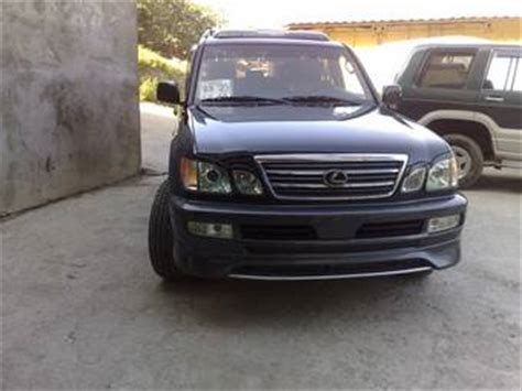 how cars run 2003 lexus lx electronic valve timing used 2003 lexus lx470 photos 4700cc gasoline automatic for sale
