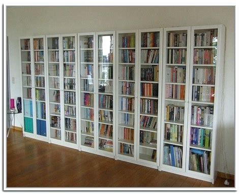 10 Bookcases With Doors For by Top 15 Of Bookcases With Glass Doors