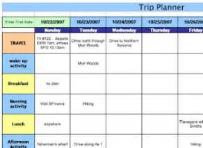 vacation planning calendar template docs vacation planning template