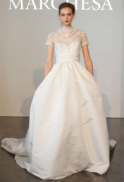 5 Bridal Gown Trends by The Best 2015 Wedding Dress Trends
