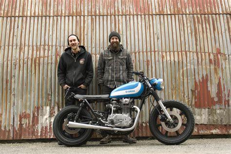Motorrad Kaufen 34 Ps by Yamaha Xs650 Scrambler Tracker Motorrad Fotos Motorrad