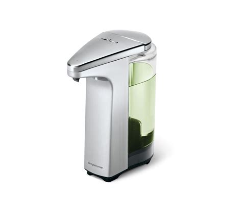 Touch Soap Sho Dispenser Dispenser Sabun Sho Dinding simplehuman 237ml sensor with soap sle brushed