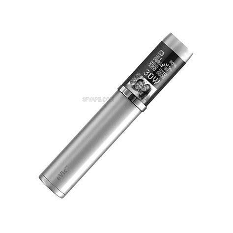 Joyetech Evic Supreme Variable Voltage Mods Authentic Joyetech Evic Supreme Kit Variable Voltage Wattage Mod Kit Silver 3 6v 2 30w Us