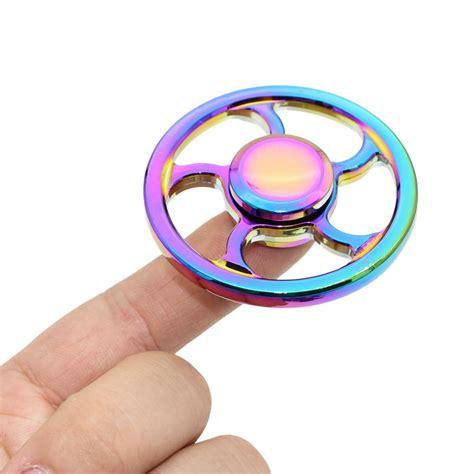 fidget spinner rainbow fidgetspinners