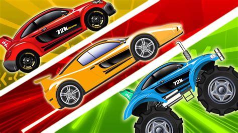 sports car racing cars compilation cars  kids