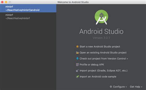 Why Android Studio by Why Avd Manager Options Are Not Showing In Android Studio