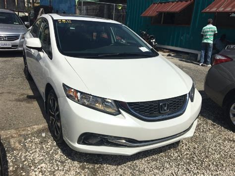 Honda Civic Exl For Sale 2013 Honda Civic Exl For Sale In Kingston St Andrew For