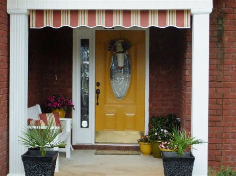 Porch Valance canvas porch valance pyc awnings pyc awnings